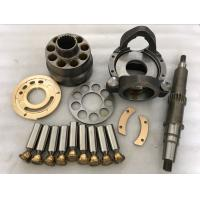 Cat12G Cat140G Excavator Hydraulic Pump Parts With Cylinder Block , Drive Shaft