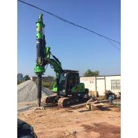 Cheap TYSIM KR40A Hydraulic Rotary Piling Rig for Drilling Pile Holes Max Depth 12m wholesale