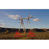Cheap 500KV horizontal gantry type tension tower (MGP-500HGTTT) for sale