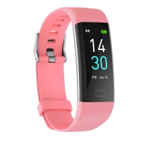 Cheap IP68 105mAh 80*160dpi BLE5.0 Smart Fitness Tracker for sale