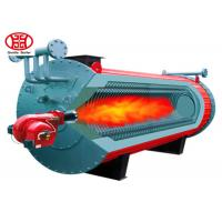 Cheap Gas / Diesel Fired Hot Oil Boiler , Hot Pressing Industry Thermal Oil Heater for sale