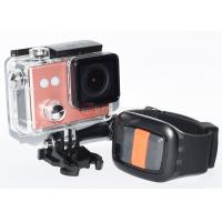 Cheap New Ef81br Weatherproof Sports Action Camera For Diving , OEM Helmet Action Camera for sale