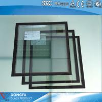 Cheap 12+9A+12 great strengthen top sell insulated glass wall passed IGCC for sale