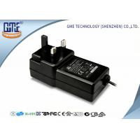 Cheap Black Wall Mounted 90-264V 36W 3A 12V Power Adapter for 3 Prong Market for sale