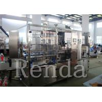 Cheap Edible Oil / Cooking Oil Filling Machines Electric Driven Water Filling Machine for sale