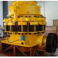 Cheap High Performance Spring Cone Crusher , Cone Crusher Machine For Hard Ore / Rock for sale