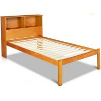 China Stylish Wood Frame Bed Wooden Beds With Storage Drawers Wooden Toddler Furniture on sale
