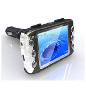 2.4 Inch Car MP5 Player, Car FM Transmitter