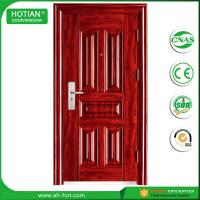 Cheap Ce High Quality Swing Security Steel Door Made In China Standard Size of Main Gate Modern American Steel Door for sale