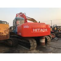 Cheap New Paint 2nd Hand Excavators HITACHI EX200-2 Original Pump No Oil Leakage for sale