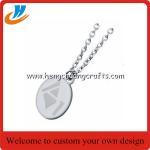 Cheap Hengchuang metal crafts custom bracelet necklace,OEM design,cheap price for sale