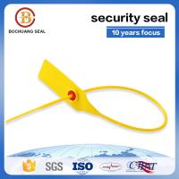 Cheap cheap airline pc lock plastic truck seals Metal insert lock BC-P418 for sale