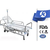 Cheap Mobile Medical Equipment Trolley Hospital Gurney 2 Years Warranty for sale