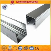 Cheap Anti - Oxidant Polished Industrial Aluminium Profile For Transportation High Purity for sale