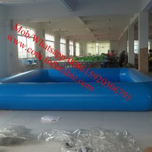 Cheap pvc swimming pool pvc swimming pool swim pool for dog in plastic mobile swimming pool for sale