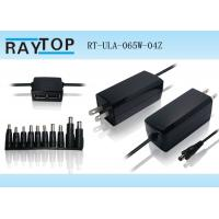 Cheap Raytop OEM Private Model Mini laptop power Adapter Double USB 5V 2.1A For Samsung Sony for sale