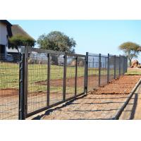 Buy cheap 358 WELDED MESH HIGH SECURITY FENCE from wholesalers
