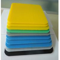 Cheap Construction Packing Corrugated Plastic Sheets Waterproof for sale