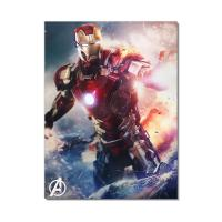 Cheap Marvel Design 3D PS Board Poster With 3MM Thickness for sale