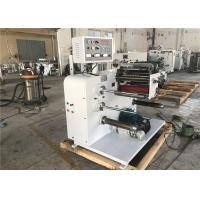 Cheap Automatic Label Slitter Rewinder Machine 420mm Max Web Width Allfine for sale