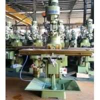 Cheap 5440 RPM Spindle Speed Turret Taiwan Milling Machine 127mm Spindle Travel for sale