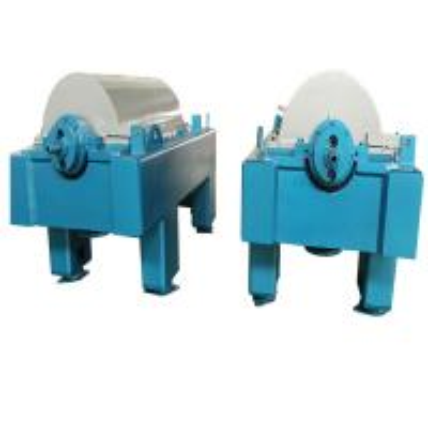 Quality Sludge Dewatering Machine Decanter Centrifuge Filter Machine ISO 9001 wholesale
