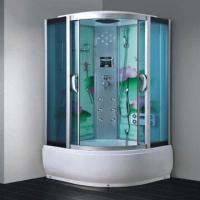 Cheap Shower Room with Shampoo Dispensers and 8 Massage Jets for sale