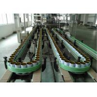 Cheap Three Piece Tin Can Production Line Fully / Semi Automatic 200-1000 Cans Per Hour for sale