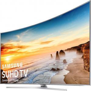 """Cheap Samsung UN78KU7500 - 78"""" Class 4K UHD KU7500 Series Curved Smart TV for sale"""