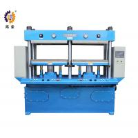 Cheap Double Work Station Hydraulic Press Machine For Cold Pressing Product 40T for sale