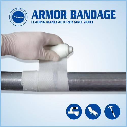 pvc pipe repair pipe repair cast bandage of linnaansen. Black Bedroom Furniture Sets. Home Design Ideas