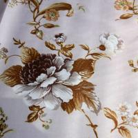 Buy cheap 100% polyester voile free sample patterned voile curtain from wholesalers