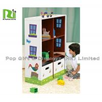 Buy cheap High Quality Furniture Stand Corrugated Cardboard Toys For Kids from wholesalers