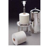 Filter housing ametek filter housing food beverage application