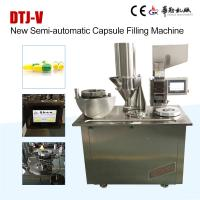 Cheap DTJ-V New type hot selling semi-auto Capsule Filling machine for sale