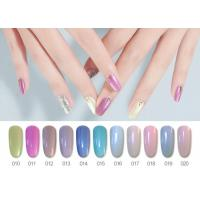 Buy cheap Profassional Free Sample GMPC ISO Cert 12m 15ml Resin Material Seashell UV Gel Polish from wholesalers