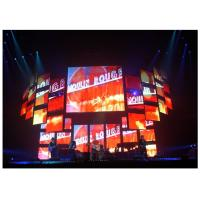 Cheap Energy Saving Full Color Indoor LED Video Wall Rental for Stage Background for sale