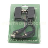 Cheap PVB-VPA11 CCTV One Channel Passive Video Transceiver (Power+Video+Audio) for sale