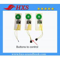 Cheap China Supply Halloween Horrible Voice Electronic Greeting Card Sound Chip for sale