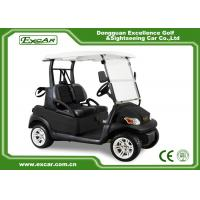 Buy cheap EXCAR Black Seat EXCAR Golf Cars Unique USA Key For 2 Person/Trojan Battery from wholesalers