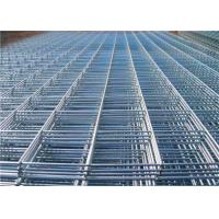 Buy cheap Hot Dipped Galvanised Mesh , Ribbed Cold Rolled Steel Reinforced Welded Wire Mesh from wholesalers