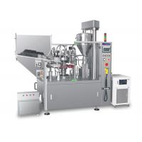 Cheap Cosmetic Use Automatic Tube Filling Machine For Tomato Paste Packing for sale