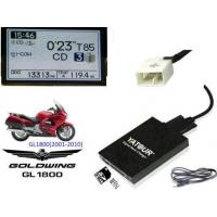 Digital Music MP3 Player/Changer/Aux for GL-1800 CD Input with certificate of Honda - ec90036571