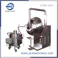 China China Tablet/Pill Sugar Coating Pan Machine BYC-800 which contact part with product is made of 304 on sale