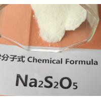 Techical Grade Smbs Sodium Pyrosulfite 97% Purity With 1 Year Shelf Life
