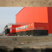 China Movable Prefab Timber House Waterproof Sound Insulation Container on sale