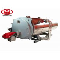 Cheap Gas Oil Fired Thermal Conduction Oil Heater Boiler / Thermic Fluid Boiler for Plastic industry for sale