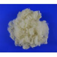 China Good Elasticity Functional Polyester Staple Fiber 10D*76MM For Spinning / Now - Woven on sale
