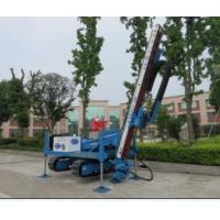 Cheap Anchor Drilling Rig Foundation Pile Drilling Machine For Jet Grouting / Water Well for sale