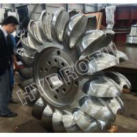 High Water Head Pelton Hydro Turbine with CNC forged runner